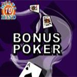 Bonus Poker (10 Hands)