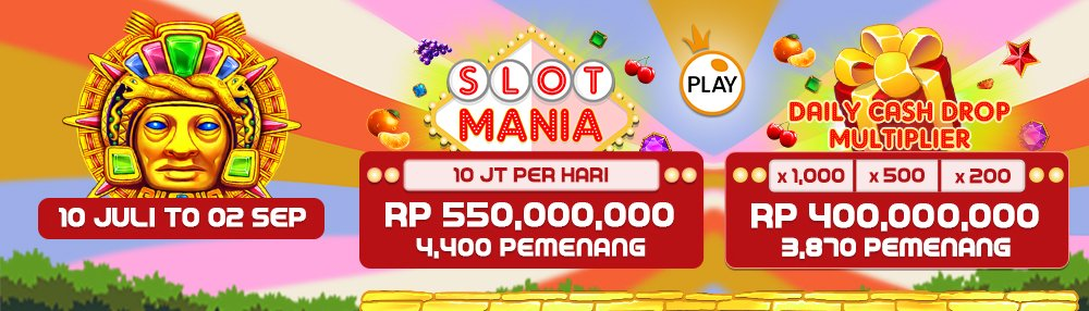 PP Slot Mania n Cash Drop